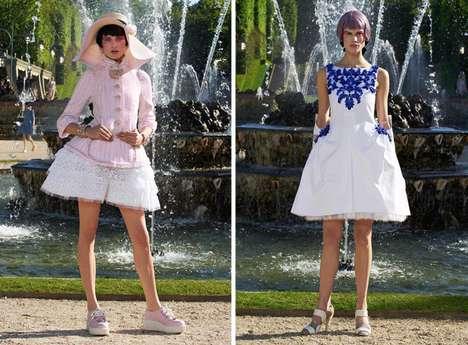 Punk Parisian Princess Fashion