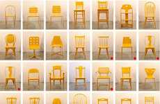 Bright Restored Chairs