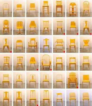 Bright Restored Chairs
