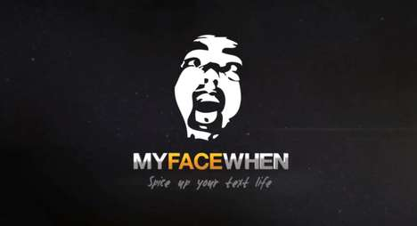 Mobile DIY GIFs - 'MyFaceWhen' iPhone App Allows On-The-Go Hilarity