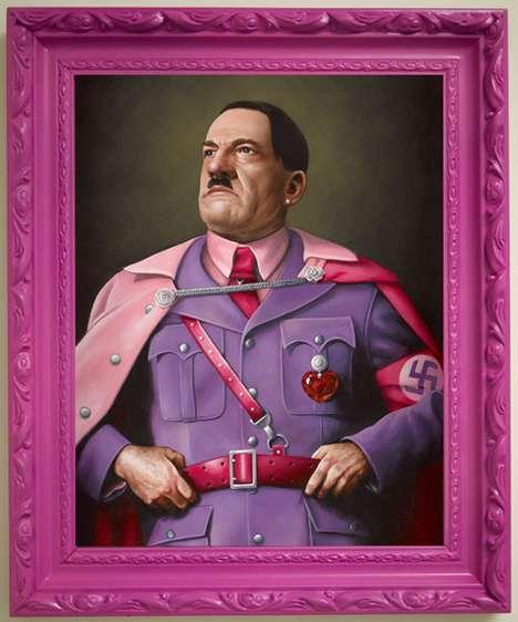 Flamboyant Dictator Depictions