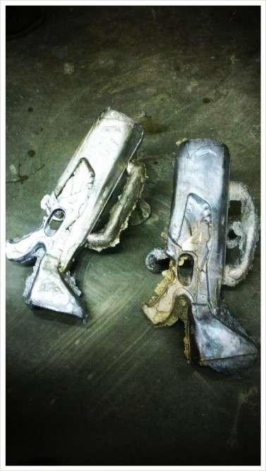 Steampunk-Inspired Lightning Rifles
