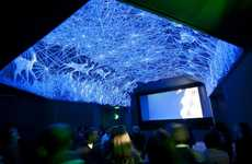 3D Ceiling Constellations