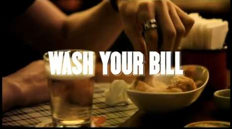Dish-Doing Marketing Campaigns