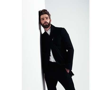 79 Hot Bearded Men