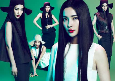 3D Fashion Campaigns