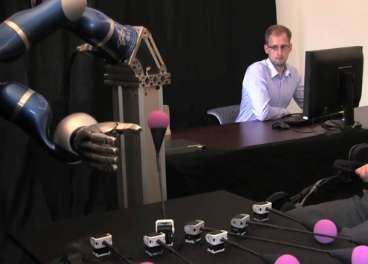 Mind-Powered Prosthetic Limbs - The Braingate Robotic Arm Moves Based on Human Thought