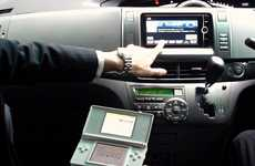 Gaming GPS Handhelds - Toyota Makes a Nintendo DS Navigation System