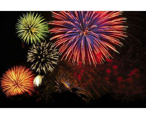 25 Fierce Firework Revelations