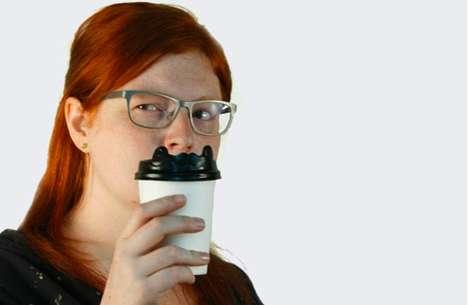 Drink Lid Disguises