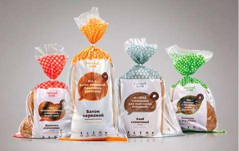 Chatty Bread Branding