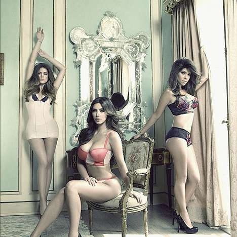 The Kardashian Kollection is a Seductive Piece of Pop Culture
