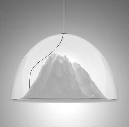 Glacial Lookalike Lamps