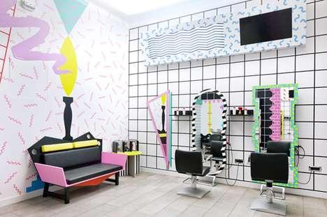 '90s-Inspired Beauty Shops