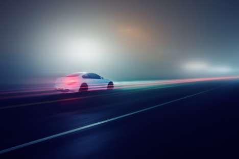 Streaky Automobile Captures