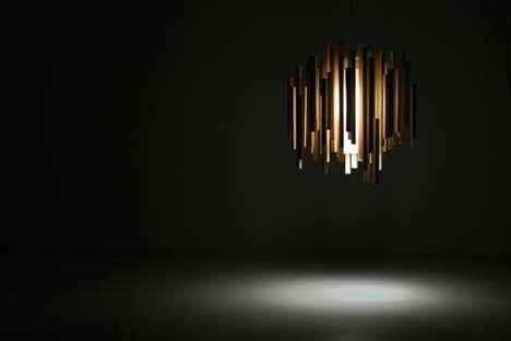 Forest-Inspired Lighting