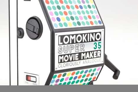 Cinematic Lomography Cameras
