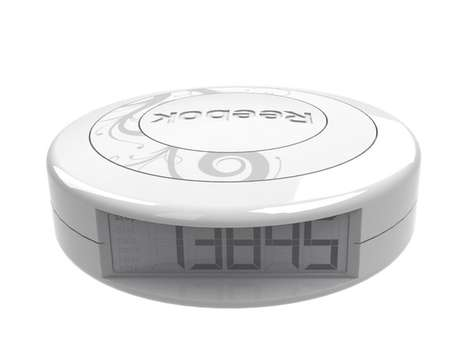 Pebble-Like Pace Recorders