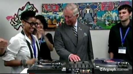 Royal Family DJ Videos