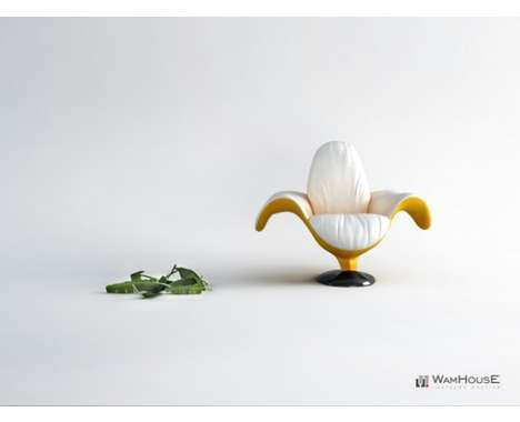 67 Unusual Banana Creations