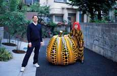 Dotted Designer Collaborations (UPDATE) - The Yayoi Kusama for Louis Vuitton Collection is Spunky