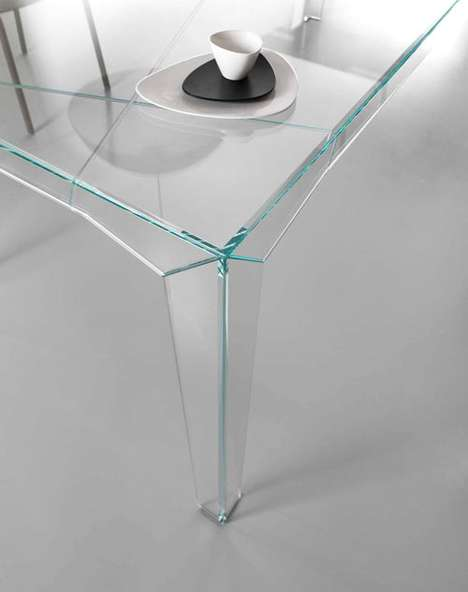 Cracked Glass Furniture