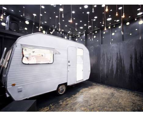From Compact Caravan Nightclubs to Hot Trailer Home Spreads