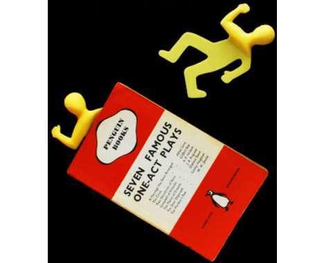32 Bold Bookmarks