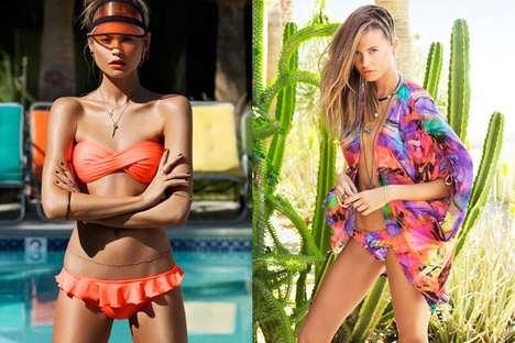 Modern Boho Beachwear