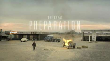 Fighter Beer Ads - Anderson Silva and Steven Segal Face Off in Budweiser 'The Great Preparation'