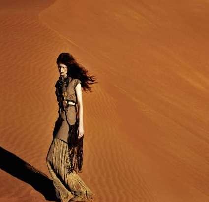 Lonesome Desert Editorials