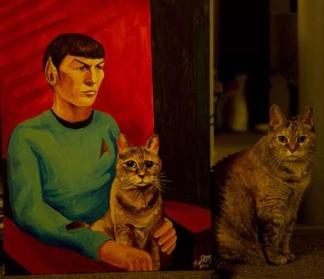 Celebrity Pet Portraiture