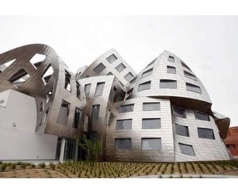 15 Frank Gehry Constructions