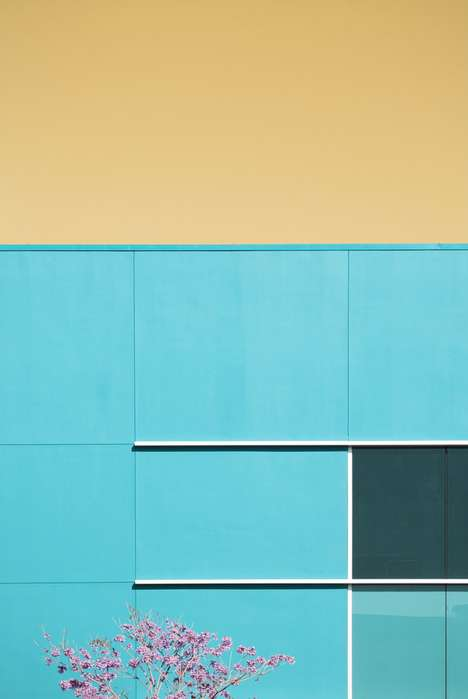 This Tobias Colz Series is Colorful and Minimalist