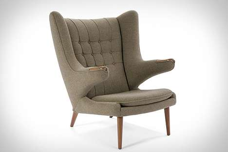 Classic Cutout Armchairs