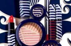Sailor-Inspired Makeup - The Mac Cosmetics 2012 Marine Summer Collection is Chic