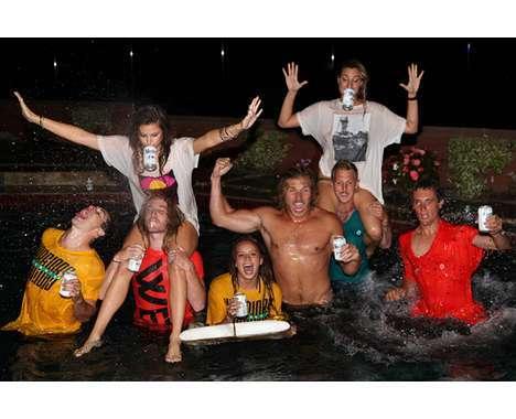 15 Pool Party Editorials