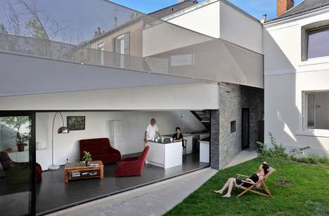 Inside-Out Abodes