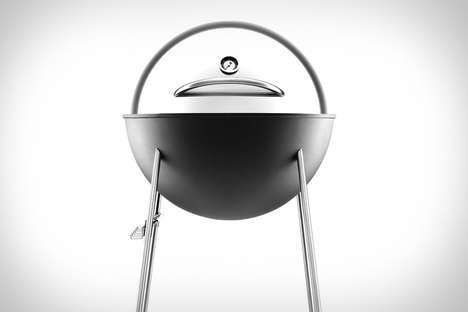 The Eva Solo Grill Globe is Unexpectedly Chic