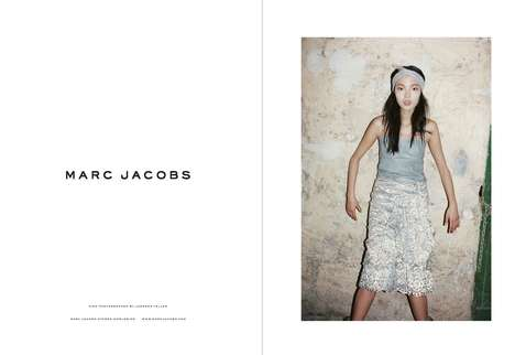 Desolate Metropolitan Fashion Campaigns