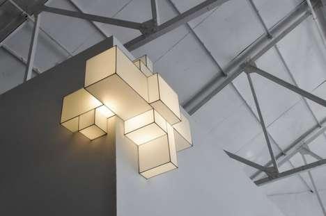 Clustered Cube Illuminators