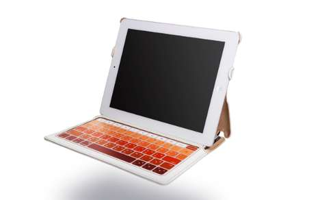 Tactile Tablet Sleeves