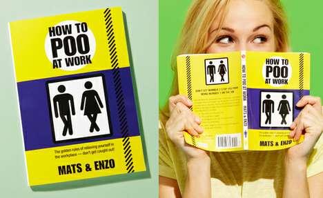 Humorous Restroom Handbooks