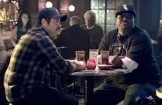 Celebrity Baseball Fan Ads - The New Era Cap Commercial Features Craig Robinson vs. Nick Offerman