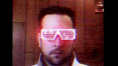 Rad Rave-Worthy Sunglasses