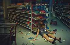 Office Supply Addiction Ads - The Staples A Workaholic's Weakness Campaign Portrays an Obsession
