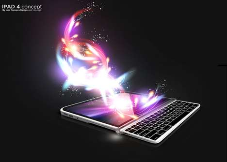 Shimmering Tablet Concepts