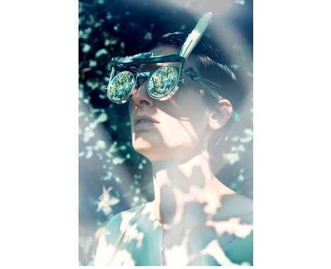75 Kaleidoscopic Fashion Features