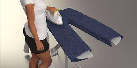 Split Ironing Boards