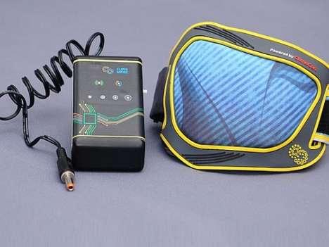 Techie Temperature Treatment Patches